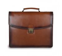 Портфель Ashwood Leather Orlando Tan ALOrlando/106