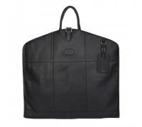 Портплед Ashwood Leather 8145 Black AL8145/101