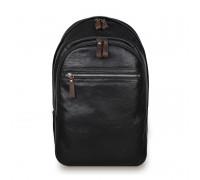 Рюкзак Ashwood Leather 4555 Black AL4555/101