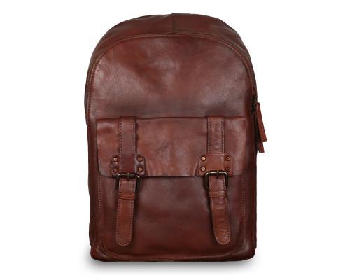 Рюкзак Ashwood Leather 7999 Rust