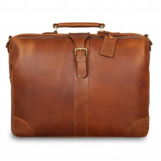 Саквояж Ashwood Leather Dexter Tan