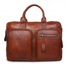 Сумка Ashwood Leather 1662 Chestnut