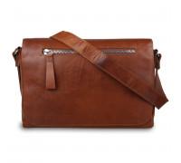 Сумка Ashwood Leather 1664 Chestnut AL1664/108
