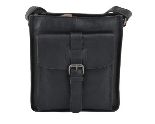 Cумка Ashwood Leather  4551 Black