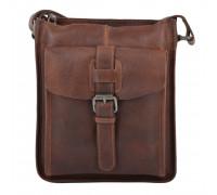 Cумка Ashwood Leather  4551 Tan в магазине Galantmaster.ru фото