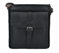 Сумка Ashwood Leather 4552 Black в магазине Galantmaster.ru фото
