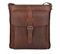 Сумка Ashwood Leather 4552 Tan AL4552/109