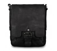 Сумка-планшет Ashwood Leather 8341 Black AL8341/101