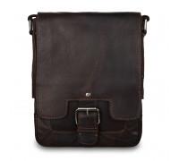 Сумка-планшет Ashwood Leather 8341 Brown AL8341/102