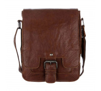Сумка-планшет Ashwood Leather 8341 Tan AL8341/106