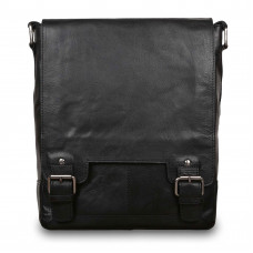 Cумка Ashwood Leather 8342 Black