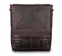 Cумка Ashwood Leather 8342 Brown в магазине Galantmaster.ru фото