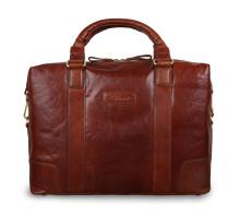 Сумка Ashwood Leather G-34 Tan