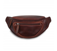 Поясная сумка Ashwood Leather Ed Vintage Tan ALEd/106