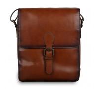Сумка-планшет Ashwood Leather Jones Tan ALJones/106
