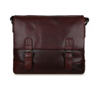 Cумка Ashwood Leather  Oscar Tan в магазине Galantmaster.ru фото
