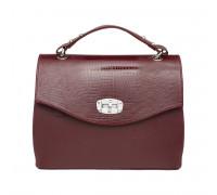 Женская сумка Alison Burgundy в магазине Galantmaster.ru фото