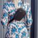 Женская сумка на пояс Alma Black 997016/BL