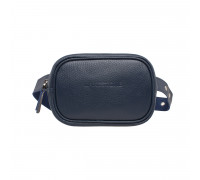 Женская сумка на пояс Alma Dark Blue 997016/DB