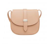 Женская сумка через плечо Baglyn Peach