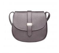Женская сумка через плечо Baglyn Silver Grey