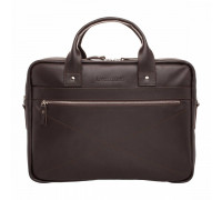 Кожаная деловая сумка Bartley Brown