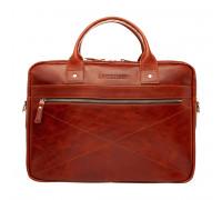 Кожаная деловая сумка Bartley Redwood