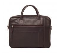 Кожаная деловая сумка Baxter Brown