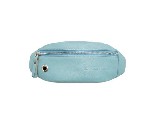 Женская поясная сумка Bisley Light Blue
