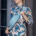 Женская поясная сумка Bisley Light Blue в магазине Galantmaster.ru фото 6