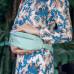 Женская поясная сумка Bisley Mint Green в магазине Galantmaster.ru фото 2