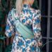 Женская поясная сумка Bisley Mint Green в магазине Galantmaster.ru фото 3