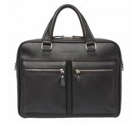 Деловая сумка Colston Black в магазине Galantmaster.ru фото