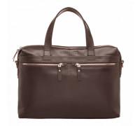 Деловая сумка Dalston Brown 923312/BR