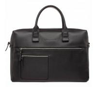 Деловая сумка Dartmoor Black в магазине Galantmaster.ru фото