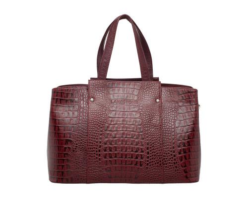 Женская сумка Dovey Burgundy