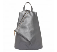 Женский рюкзак Florence Silver Grey