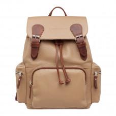 Женский рюкзак Garrett Beige