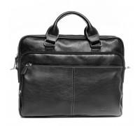 Деловая сумка Glenroy Black в магазине Galantmaster.ru фото