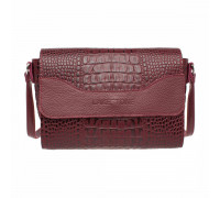 Женская сумка Kidney Burgundy