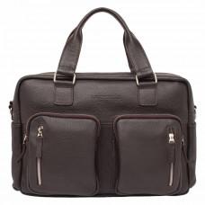 Деловая сумка Kingston Brown