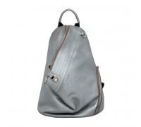 Женский рюкзак Larch Silver Grey