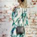 Сумка женская кожаная Mallow Brown в магазине Galantmaster.ru фото 9