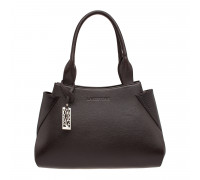 Кожаная женская сумка Osprey Brown