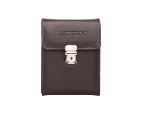 Небольшая кожаная сумка для документов Tormarton Brown