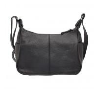 Кожаная сумка через плечо Tracey Black в магазине Galantmaster.ru фото