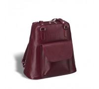 Женская сумка-рюкзак BRIALDI Beatrice (Биатрис) relief cherry