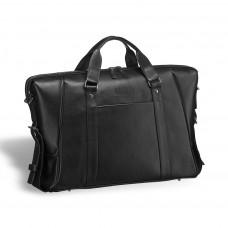 Деловая сумка BRIALDI Valvasone (Вальвазоне) black в магазине Galantmaster.ru фото