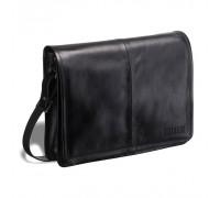 Кожаная сумка через плечо BRIALDI Ancona (Анкона) black