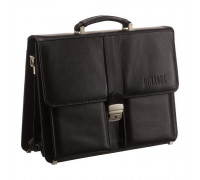 Классический портфель BRIALDI Asti (Асти) black в магазине Galantmaster.ru фото